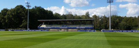Stade Pibarot à Clairefontaine (FFF)